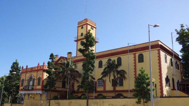 Joana Vasconcelos de visita à Madeira a convite do IVBAM, IP_RAM