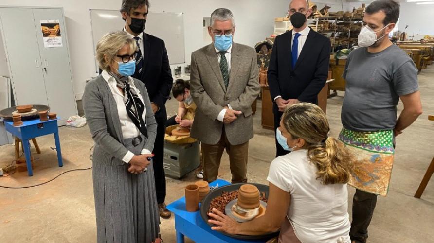 Governo quer dinamizar a arte de olaria de barro
