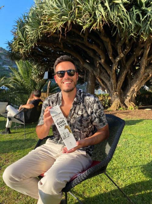 IVBAM desafia João Cajuda para uma experiência com Vinho Madeira